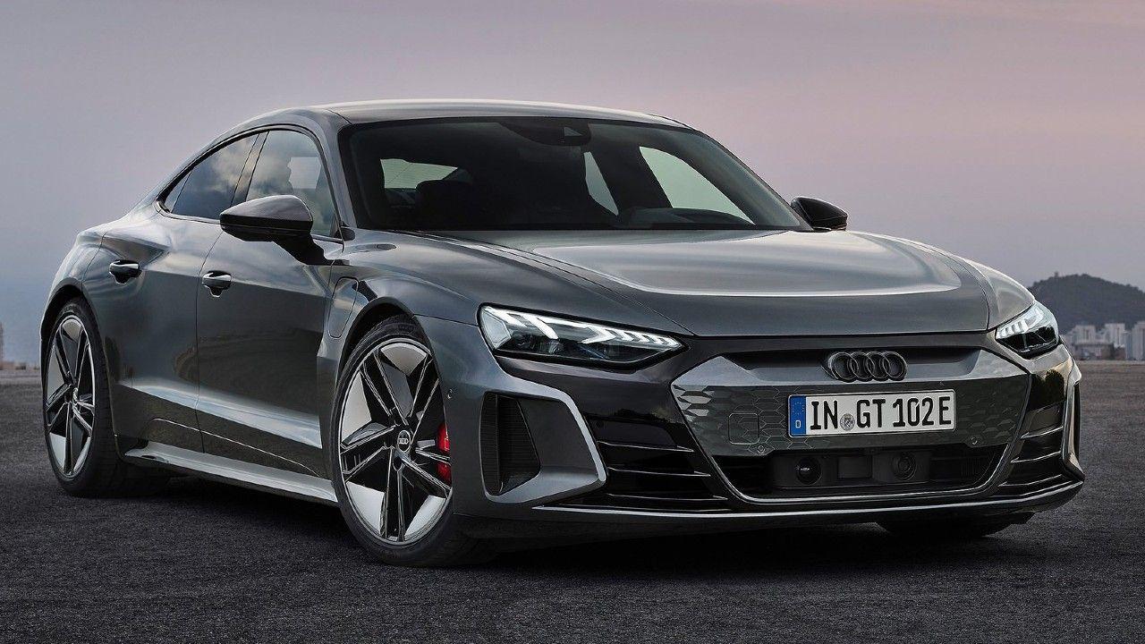 Audi Rs Etron Gt India Launch