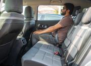 Citroen C5 Aircross Rear Seat