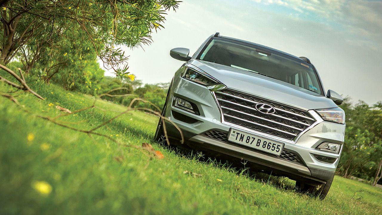 Hyundai Tucson Long Term Report September 2021
