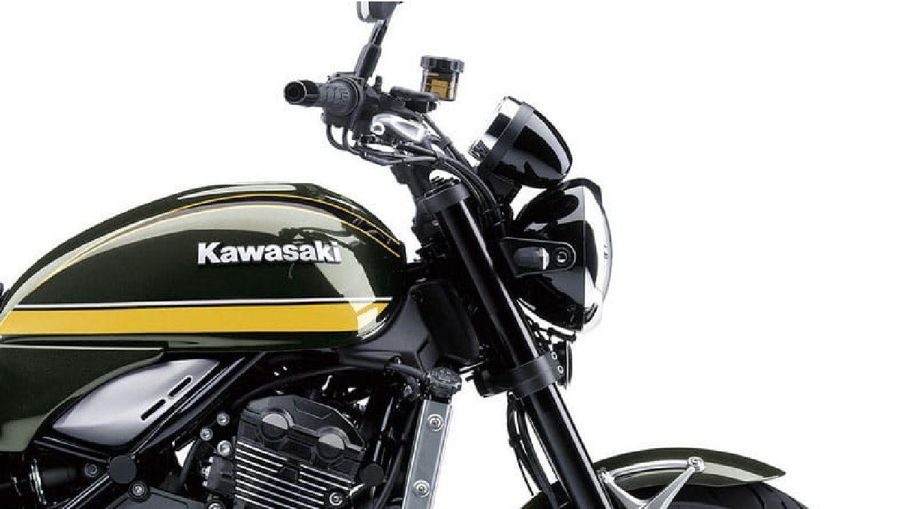 Kawasaki Z900RS Fuel Tank Details