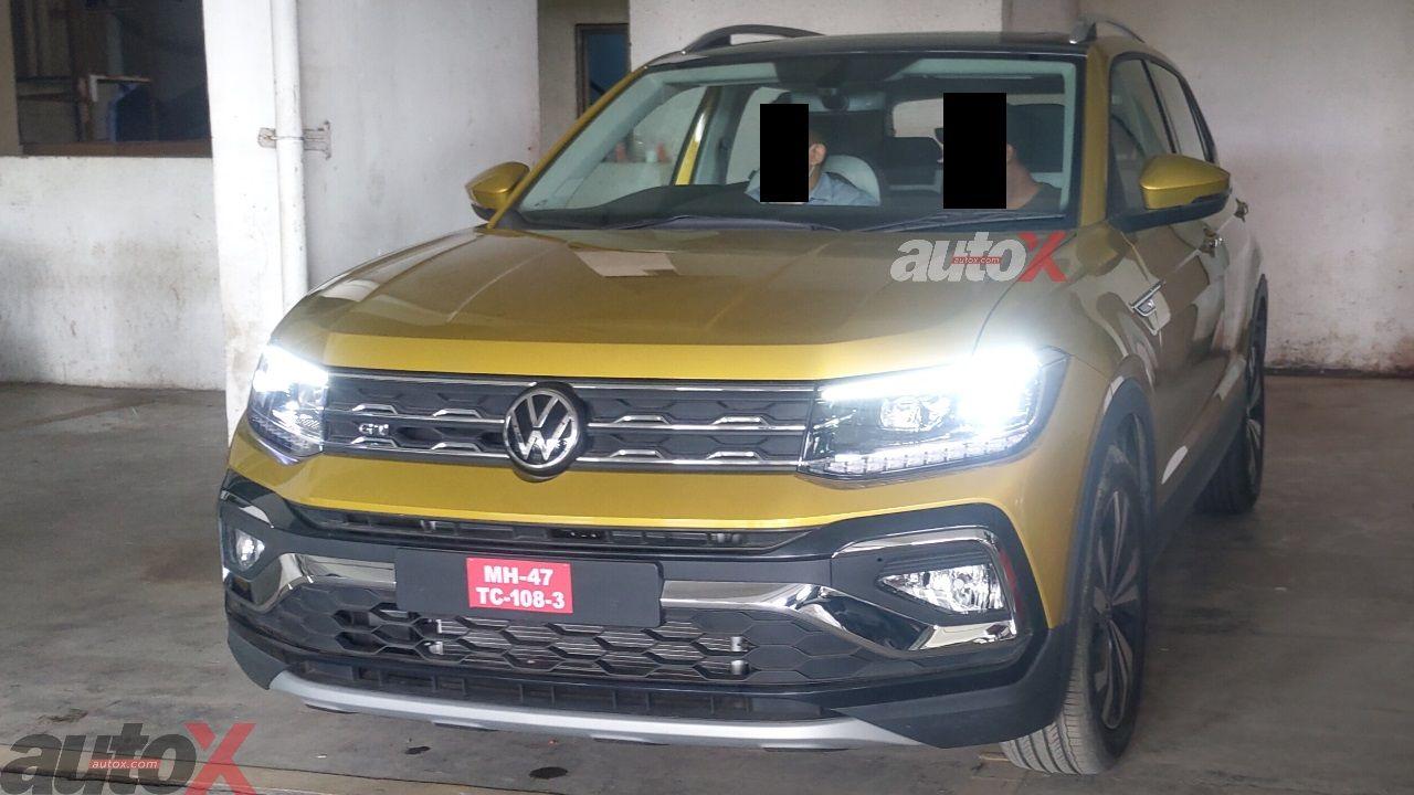 Volkswagen Taigun Dealerships Front Three Quarter Static