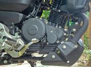 Yamaha FZ X Engine View1