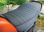 Yamaha FZ X Seat1