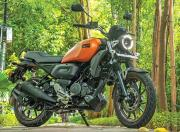 Yamaha FZ X Static12