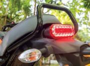 Yamaha FZ X Taillight1