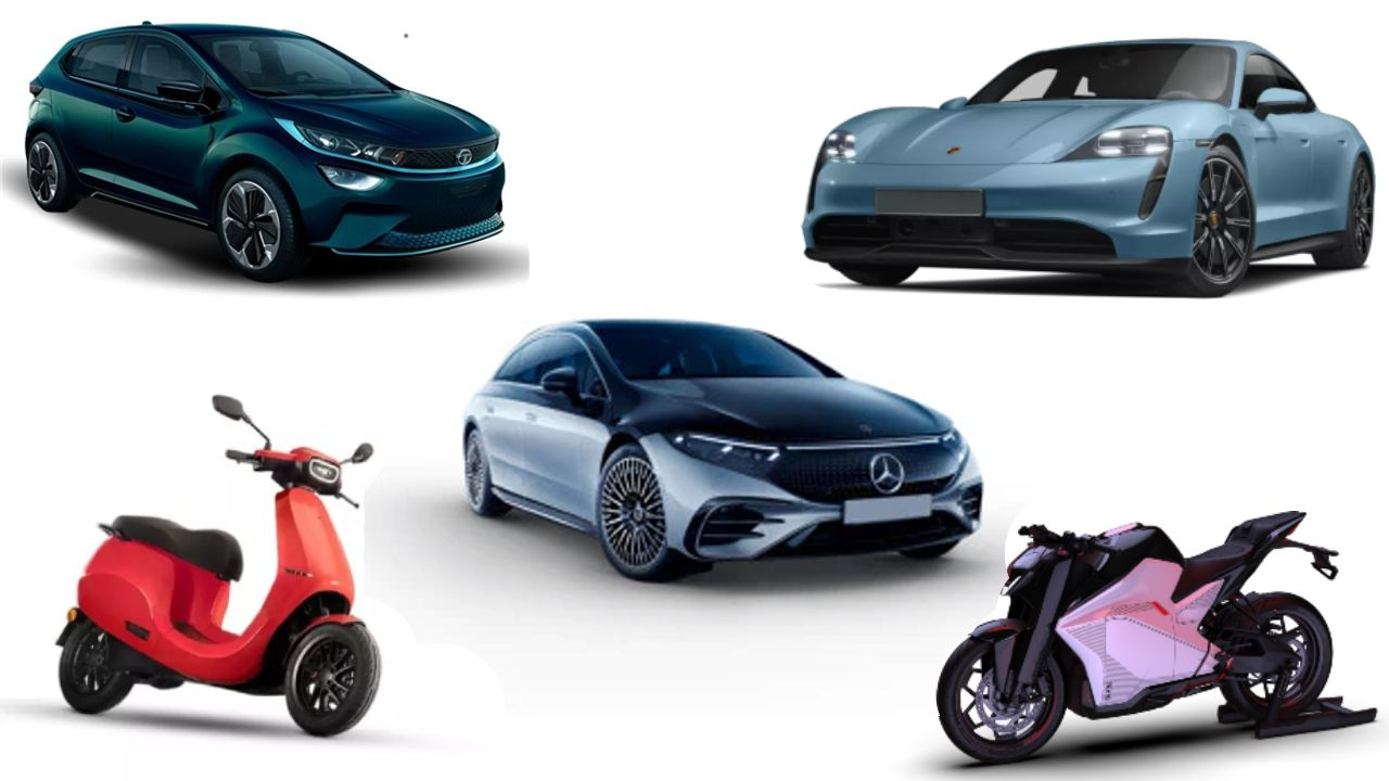 Upcoming Electric Vehicles In India