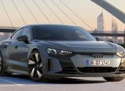 Audi e tron GT front view1
