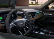 Audi e tron GT steering wheel1