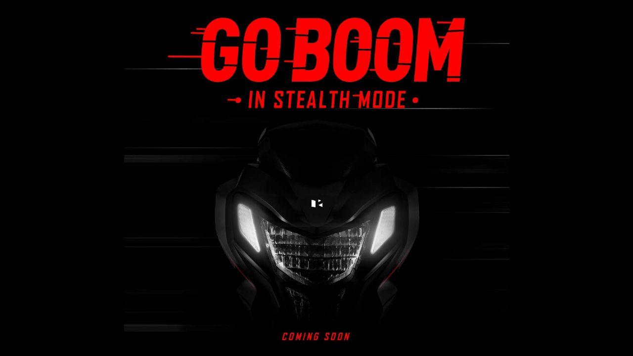 Hero Xtreme 160R Stealth Edition Teaser
