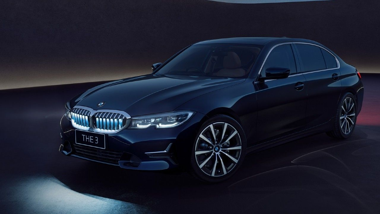 Bmw 3 Series Gran Limousine Iconic Edition Launched M