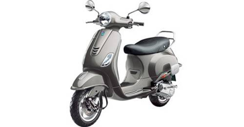 Vespa VXL 125 Model Image