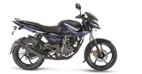 Bajaj Pulsar 135 LS Ground Clearance.
