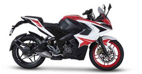 Bajaj Pulsar RS 200 Model Image