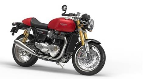 Triumph Thruxton R Model Image
