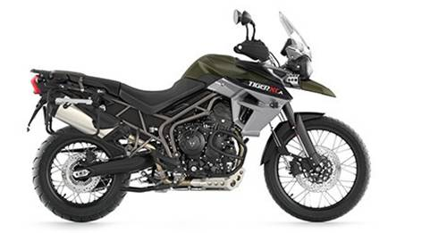 Triumph Tiger 800 XCA [2017] Model Image