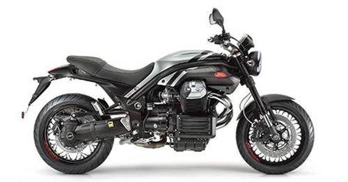 Moto Guzzi Griso 1200 8V SE dimensions.
