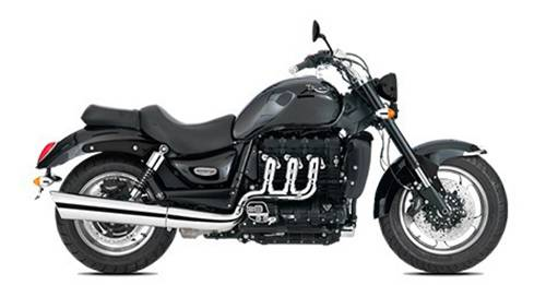 Triumph Rocket III Roadster Model Image