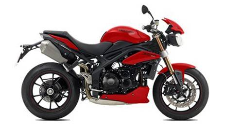 Triumph Speed Triple ABS Model Image