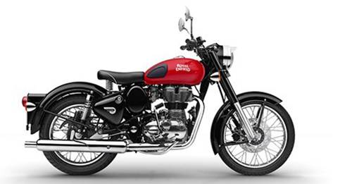 Royal Enfield Classic 350 Model Image