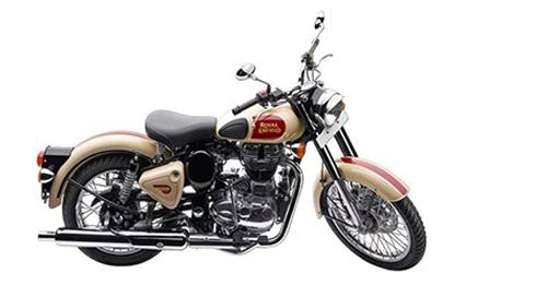 Royal Enfield Classic 500 Model Image