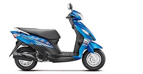 Suzuki Let's Model Image