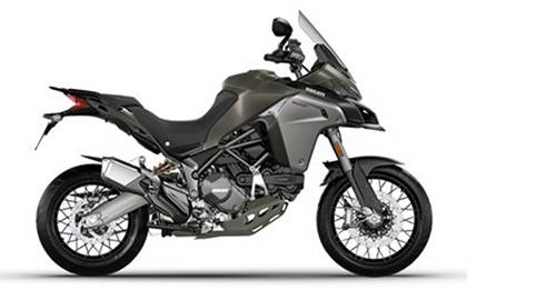 Ducati Multistrada 1200 Enduro Model Image