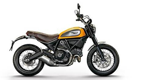Ducati Scrambler Classic Model Image
