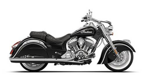 Indian Chief Classic Model Image