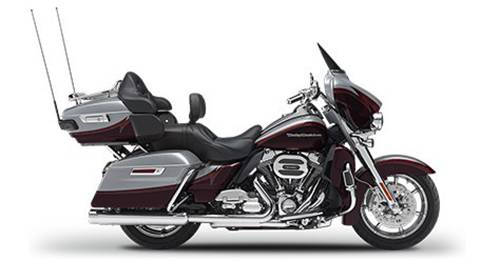 Harley-Davidson CVO Limited Ground Clearance.