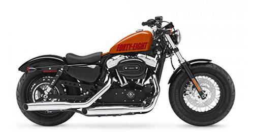 Harley-Davidson Forty Eight Model Image