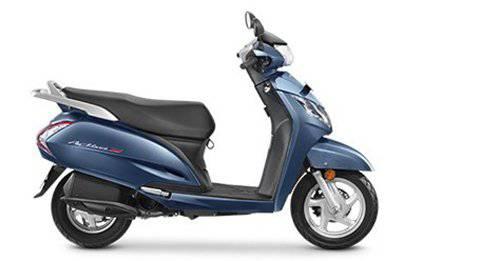 Honda Activa 125 [2016-2017] Model Image