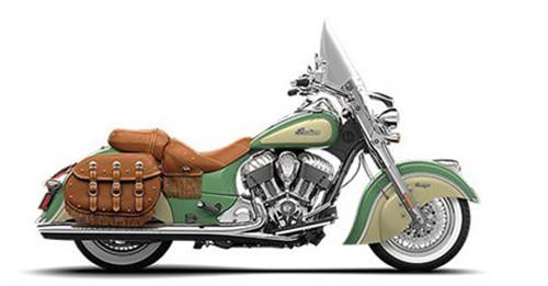 Indian Chief Vintage Model Image