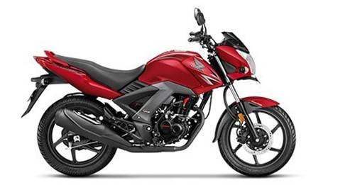 Honda CB Unicorn 160 Model Image