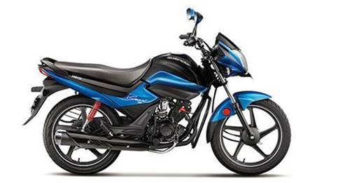 Hero Splendor iSmart 110 Model Image