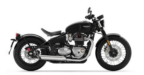 Triumph Bonneville Bobber Colours - View Triumph Bonneville Bobber colours available in Indian market at autoX