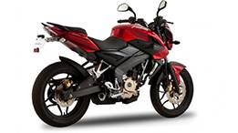 Bajaj Pulsar 150NS Model Image