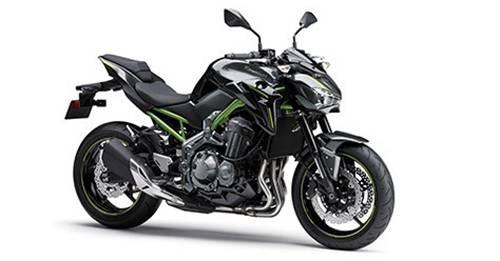 Kawasaki Z900 [2017-2018] Model Image