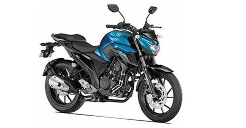 Yamaha FZ25 Model Image