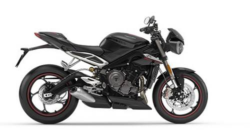 Triumph Street Triple RS 2019 Model Image