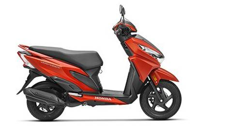 Honda Grazia Colours - View Honda Grazia colours available in Indian market at autoX