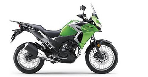 Kawasaki Versys X-300 Model Image