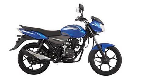 Bajaj Discover 110 Model Image