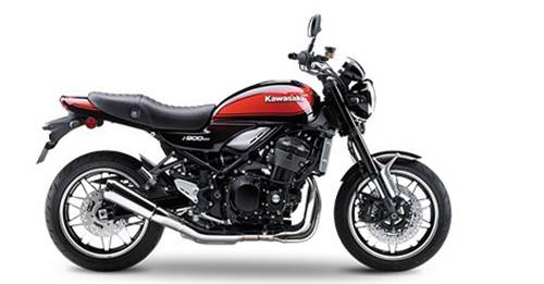 Kawasaki Z900 RS Colours - View Kawasaki Z900 RS colours available in Indian market at autoX