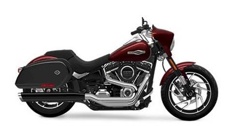 Harley-Davidson Sport Glide Model Image