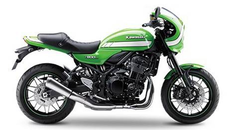 Kawasaki Z900 RS Cafe Racer Model Image