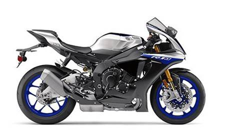 Yamaha YZF R1M Model Image