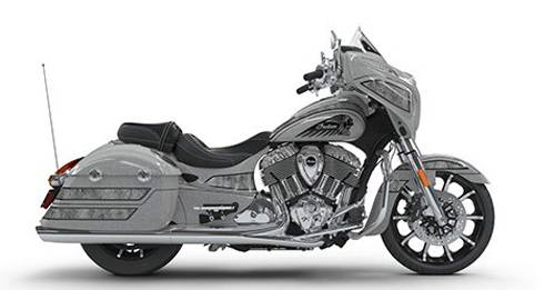 Indian Chieftain Elite Fuel Tank Capacity.