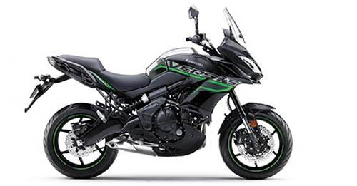 Kawasaki Versys 650 2019 Features - Compare Kawasaki Versys 650 2019 features with other Bikes at autox.com