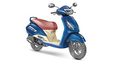 Tvs Jupiter Grande Price In Kolkata Check On Road Price Of Tvs