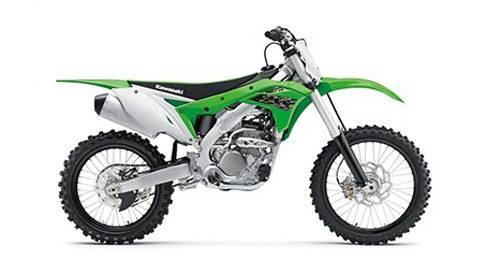 Kawasaki KX250F 2019